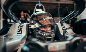 Dani Juncadella, piloto reserva de Mercedes EQ en el ePrix de Berlín
