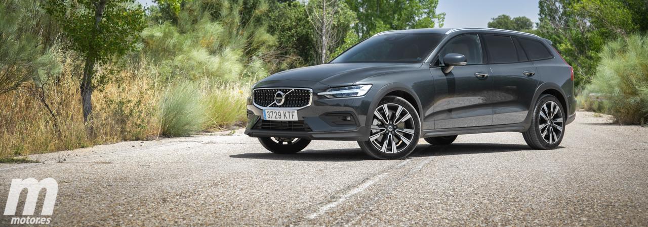 Prueba Volvo V60 Cross Country, SUV o no SUV