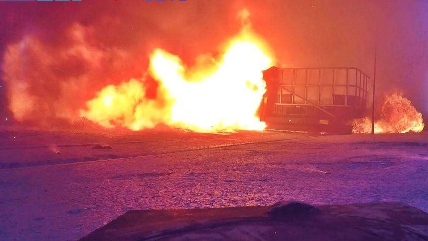 Expertos suizos estudian el incendio de coches eléctricos en túneles