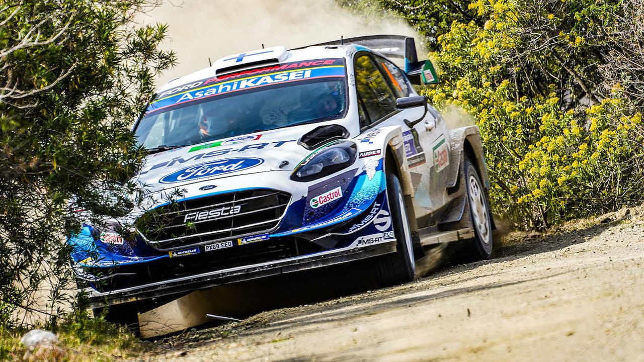 Esapekka Lappi: «Volver en el Rally de Estonia no será fácil»