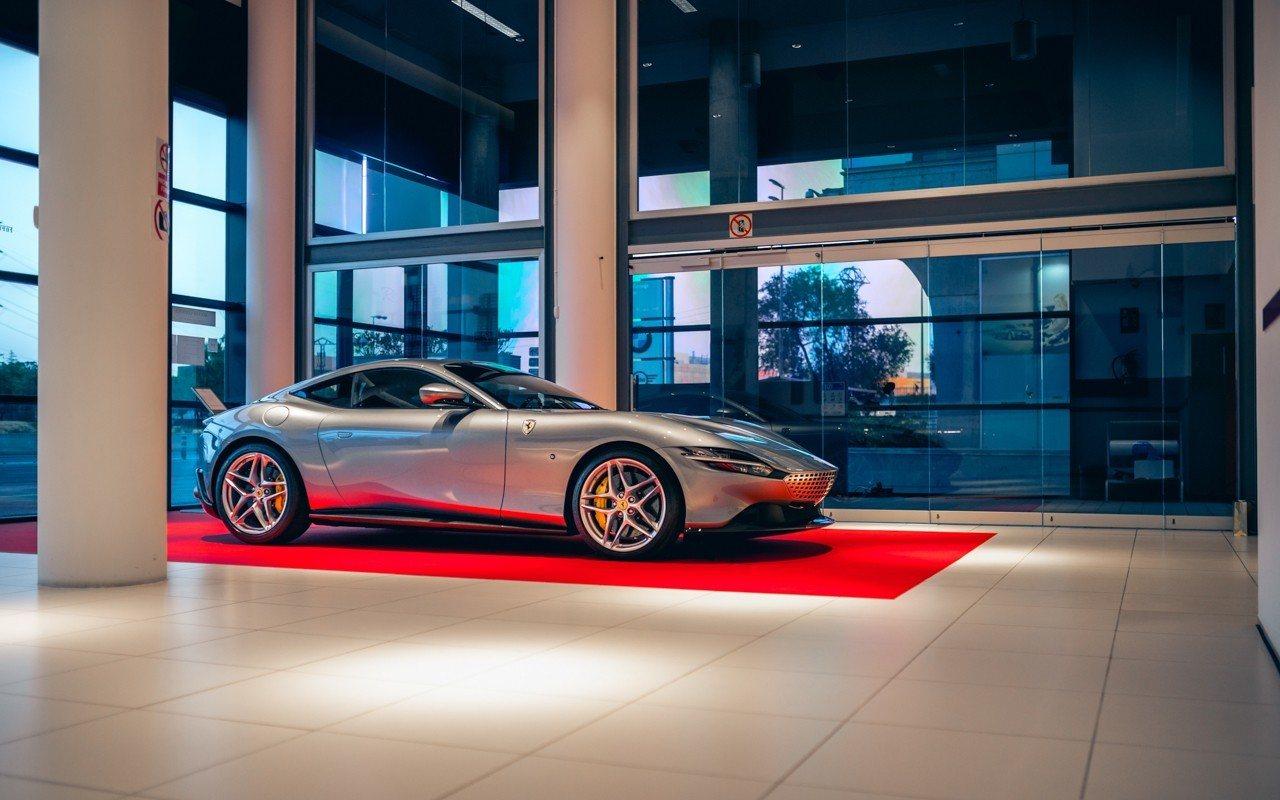 El Ferrari Roma ya está en España, el lujo discreto según Maranello