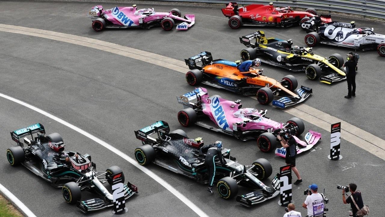 La FIA y Pirelli reducirán la carga aerodinámica en 2021 por seguridad