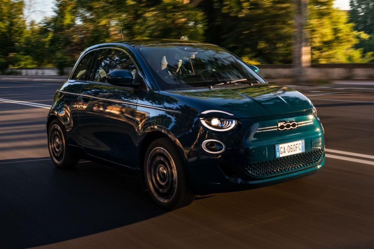 FIAT desvela los objetivos de producción del nuevo 500 Eléctrico