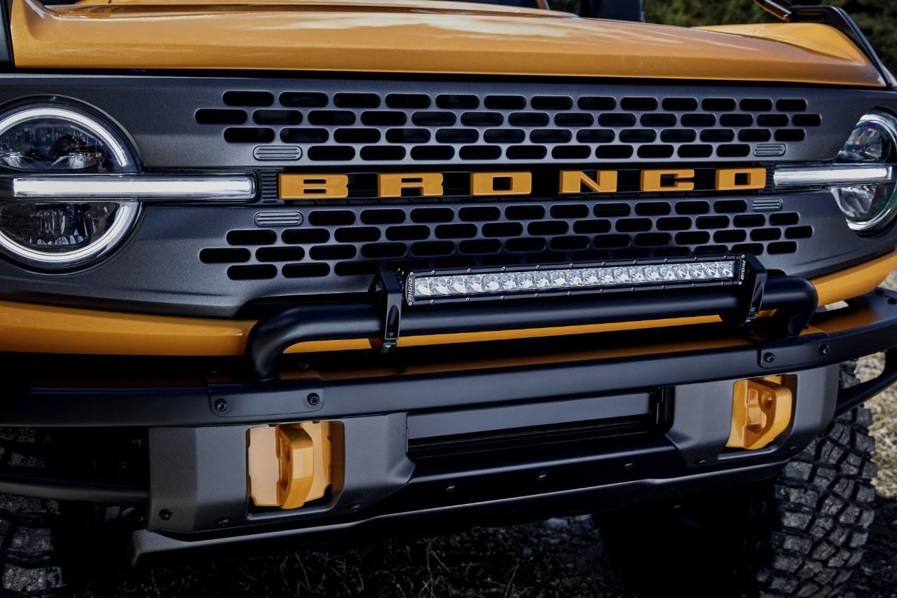 Filtradas las especificaciones del futuro Ford Bronco híbrido