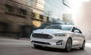 Termina la producción del Ford Fusion vendido en Estados Unidos después de 8 años