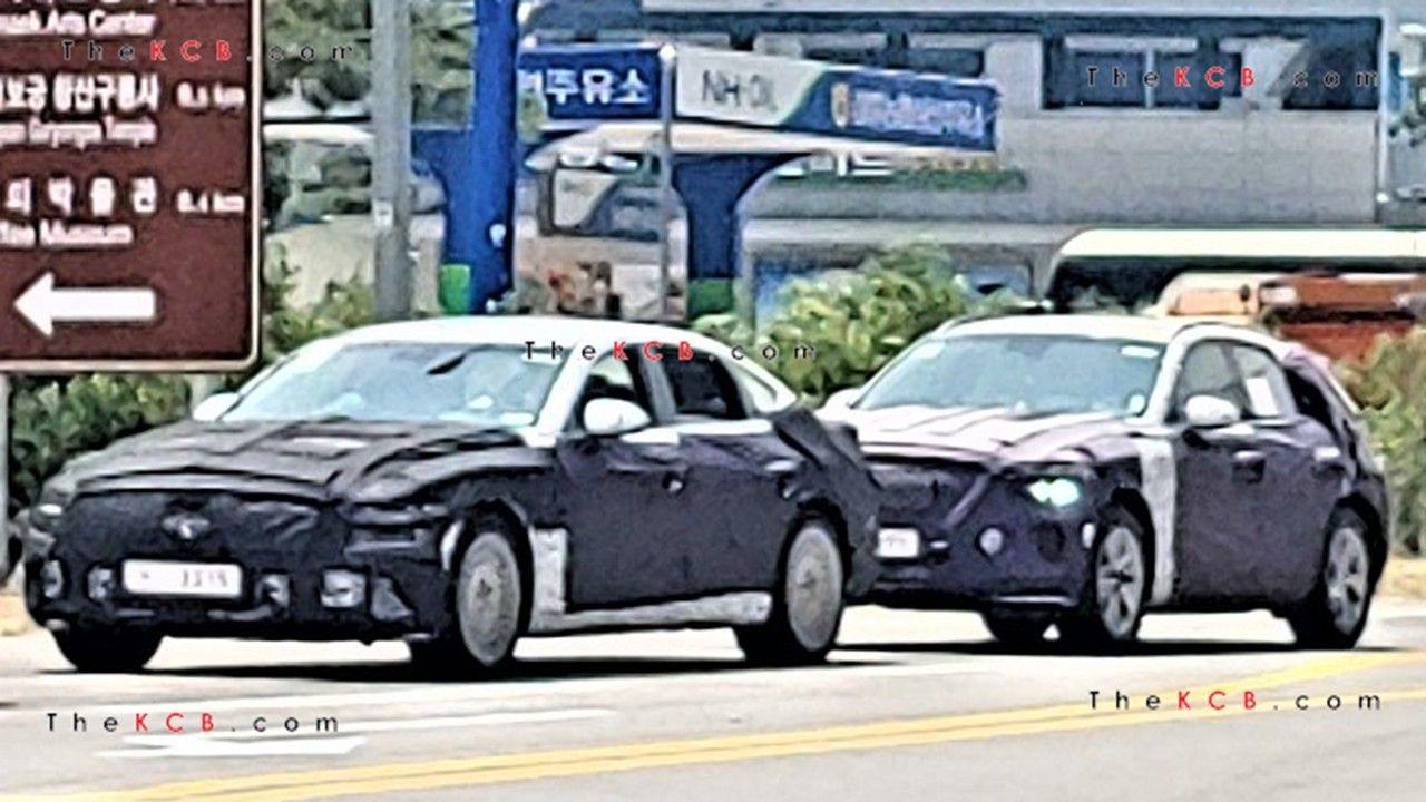 Un vistazo al Genesis eGV70, el primer SUV eléctrico de la firma premium coreana