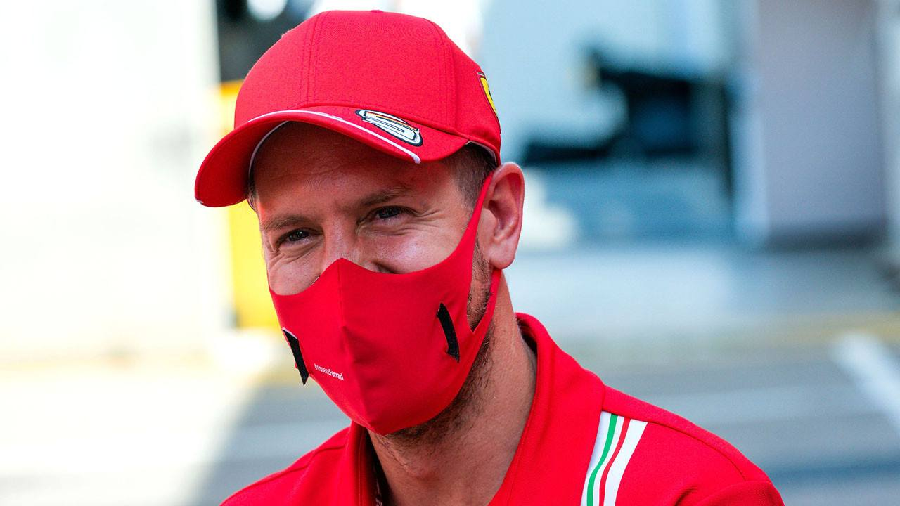 Glickenhaus muestra su deseo de llevar a Sebastian Vettel a Le Mans