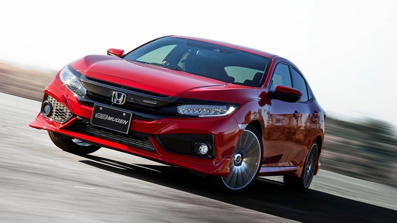 El Honda Civic 2020 pasa por las manos del especialista Mugen