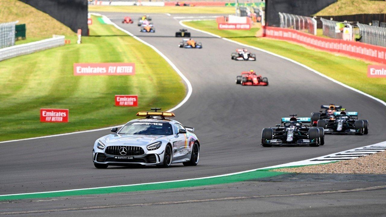 Horarios de los Grandes Premios de la Fórmula 1 de 2020