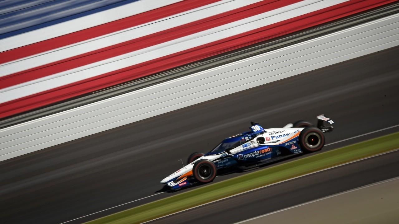 A qué velocidad van los coches de la Indy 500 - Velocidad máxima
