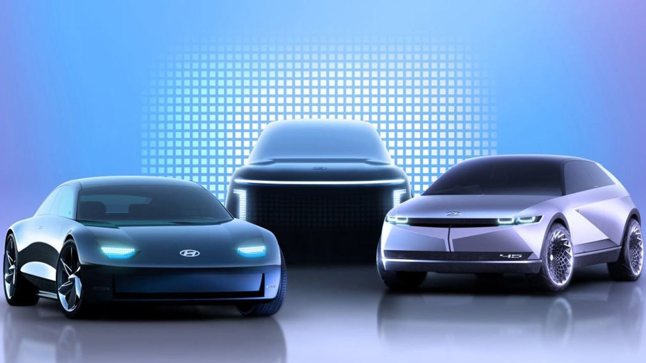 IONIQ 3, el coche eléctrico de acceso para la submarca de Hyundai