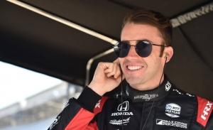 James Davison, piloto 31 de la Indy 500; menos opciones para Oriol Servià