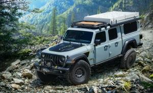 El atractivo Jeep Gladiator Farout concept celebra el estreno del nuevo V6 Ecodiesel
