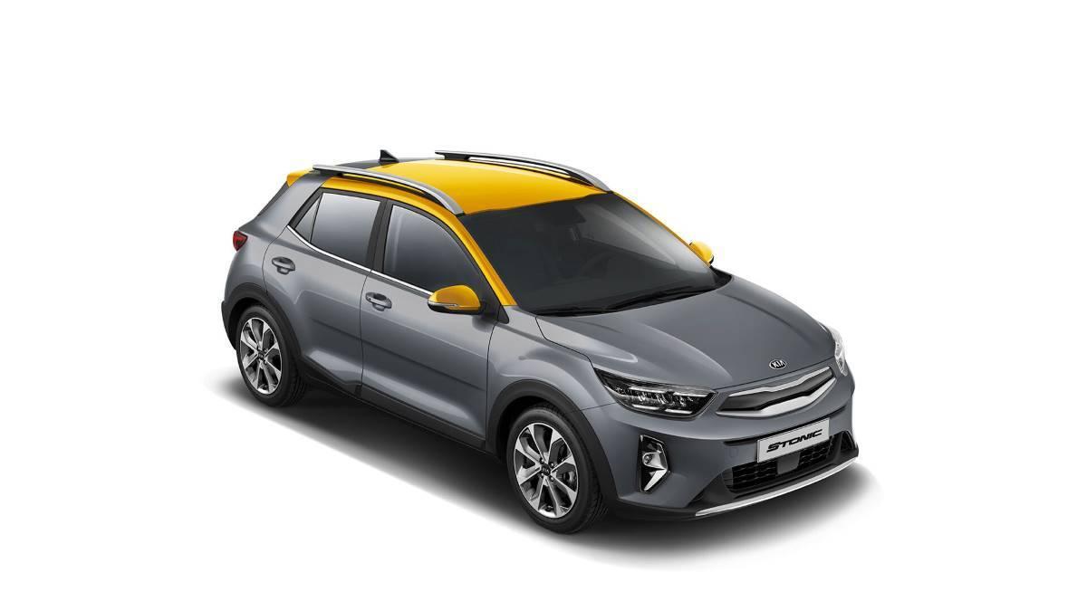 Nuevo KIA Stonic 2021: mild hybrid, más personalización y mejor tecnología