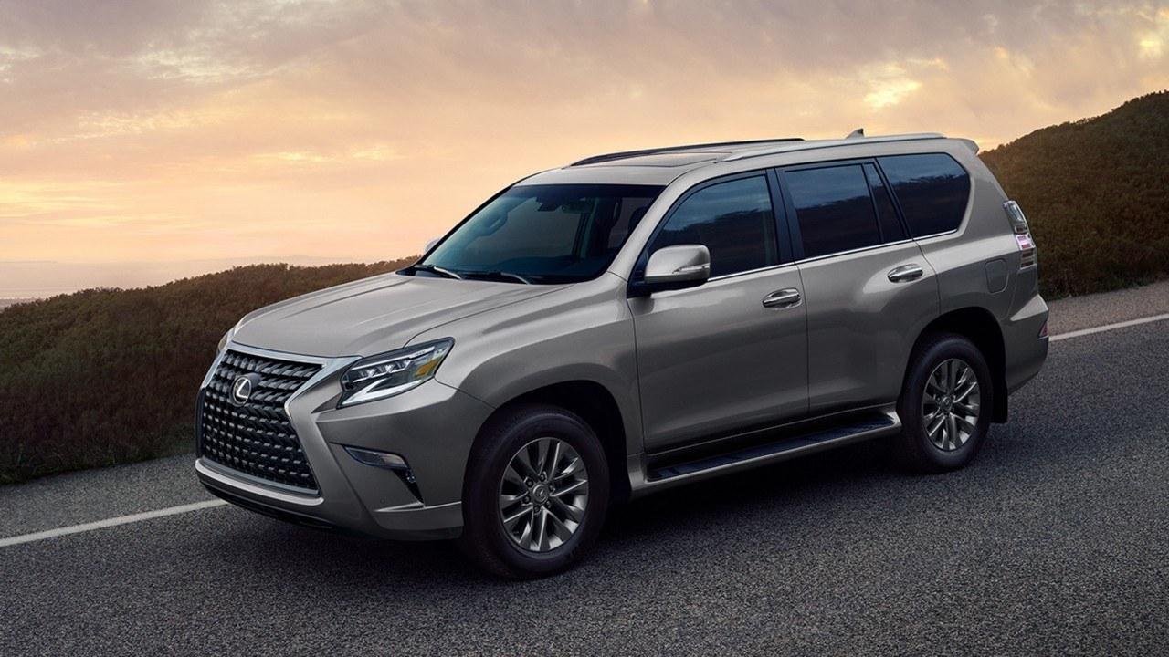 El nuevo Lexus GX 2021 entra en escena con un equipamiento mejorado