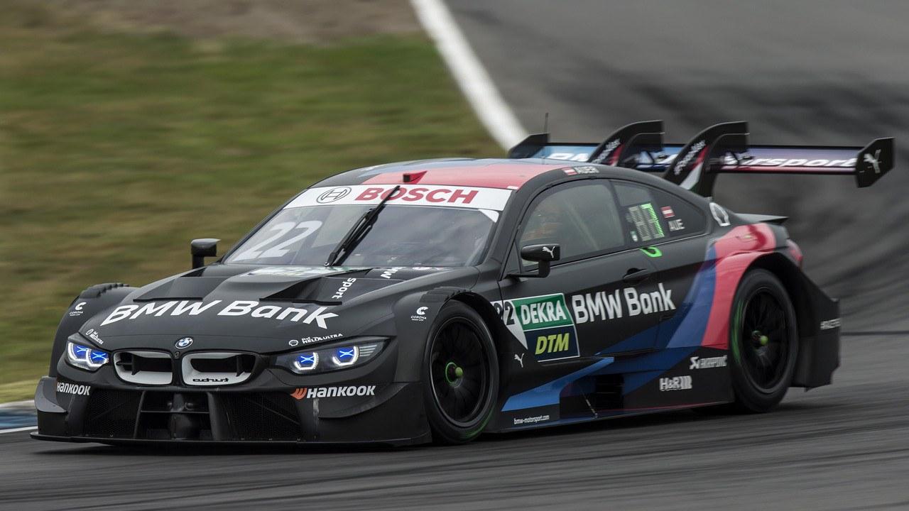 Lucas Auer gana en Lausitzring para estrenar su palmarés con BMW
