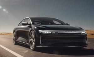 El Lucid Air reta al Tesla Model S anunciando una autonomía de 832 km