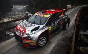 Mads Ostberg tampoco descarta el regreso de Citroën Racing al WRC