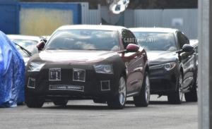 Primeras fotos espía del futuro Maserati Levantina, el D-SUV que llegará en 2021