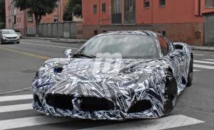 Maserati MC20: las imágenes más claras de los últimos prototipos del nuevo deportivo