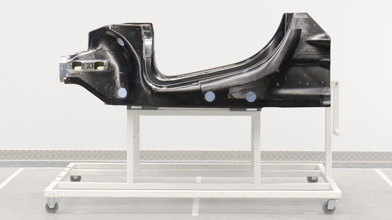 McLaren presenta su nueva arquitectura para superdeportivos electrificados