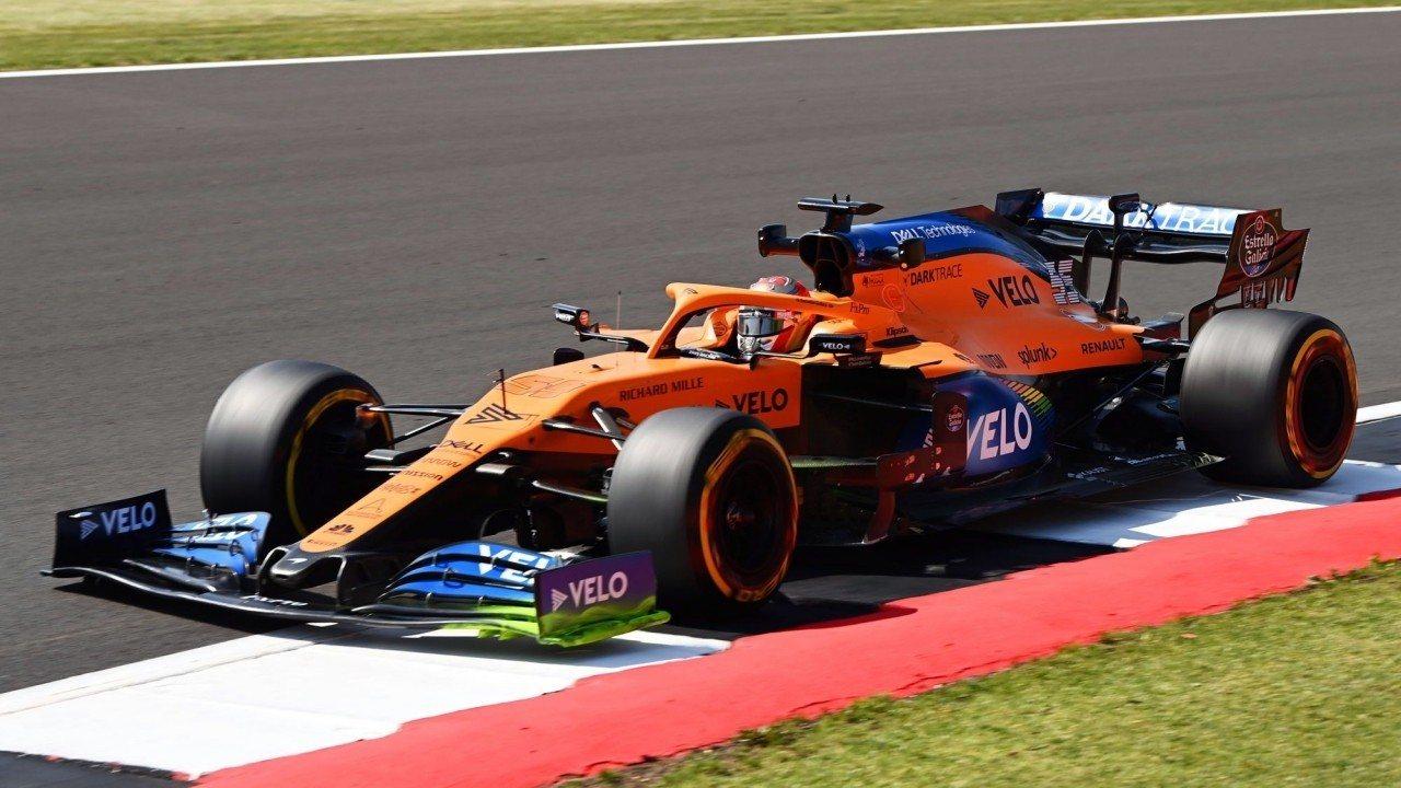McLaren aprueba las nuevas piezas: Sainz y Norris las mantendrán en Silverstone