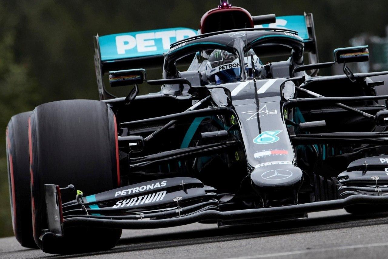 El Mercedes W11 recibe una notable remodelación aerodinámica