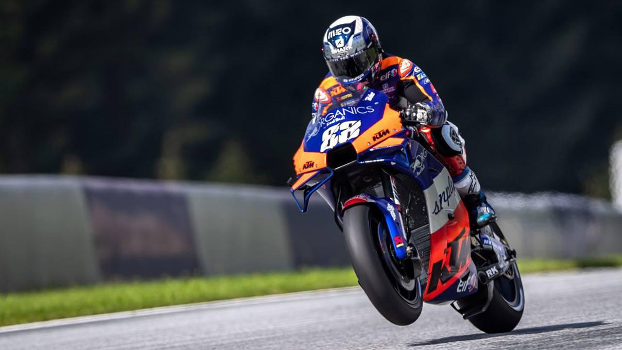 Miguel Oliveira gana el GP de Estiria y pone a Portugal en el mapa de MotoGP