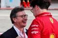 Camilleri, CEO de Ferrari, analiza la temporada y deja un mensaje para Binotto