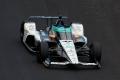 Fernando Alonso sufre el primer accidente de la semana en Indianápolis