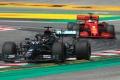 Hamilton mantiene a raya a sus rivales en los segundos libres