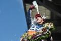 Takuma Sato gana por segunda vez las 500 millas de Indianápolis