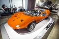 El extraño deportivo de 'La naranja mecánica' vuelve al mercado