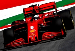 ¿Le funcionó el cambio de chasis a Vettel?: «Ahora todo tiene un poco más de sentido»