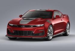 Primeras imágenes del Chevrolet Camaro Wild Cherry Design Package 2021