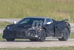 Nuevos detalles filtrados del futuro Chevrolet Corvette Z06