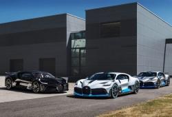 Comienza la entrega de las primeras unidades del Bugatti Divo en Molsheim