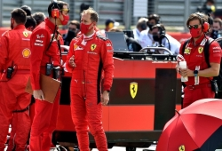 ¿Cómo debe gestionar Ferrari su problema con Vettel?: «Tienen un piloto muy frustrado»