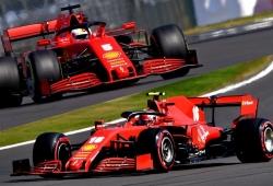 Ferrari sigue sin levantar cabeza: «Esto es lo que hay, no es una sorpresa»