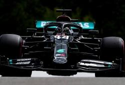 Paseo marcial de Hamilton para ganar en Spa