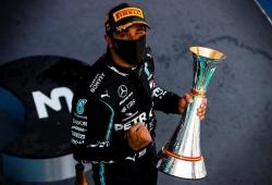 Hamilton supera a Schumacher como piloto con más podios en la historia de la F1