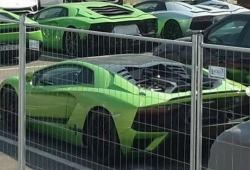 Al descubierto el primer Lamborghini Aventador de tracción trasera