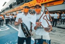 McLaren presume de pilotos: «Podrían marcar la diferencia en el Mundial»