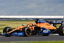 Sainz confirma el salto de McLaren: «El MCL35 iba mejor que en otros Grandes Premios»
