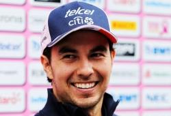 Sergio Pérez vuelve a la F1 en el GP de España