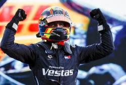 Stoffel Vandoorne lidera el 1-2 de Mercedes en el cierre de la Fórmula E