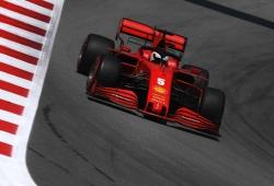 Vettel saca petróleo pese a la nula estrategia de Ferrari: «No había nada que perder»