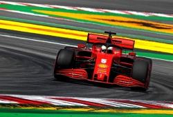 Vettel, «sin respuesta» para sus problemas tras caer en Q2 por segunda vez