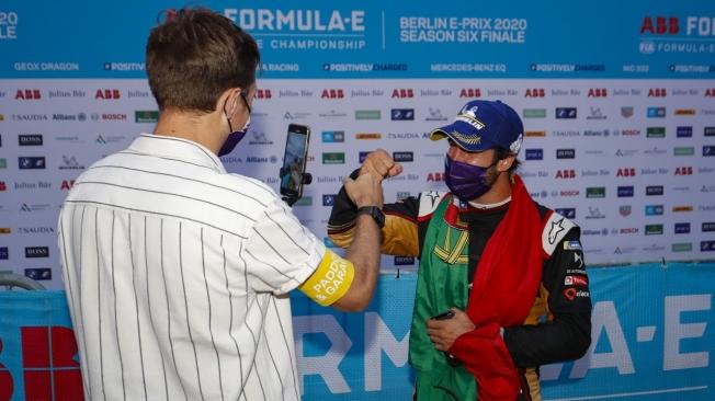 António Félix Da Costa, nuevo rey de la Fórmula E y de DS Techeetah