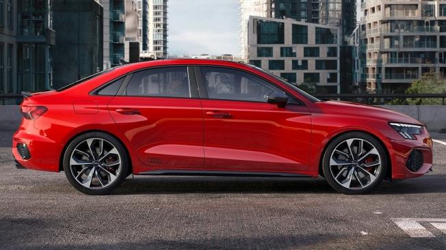 Audi S3 Sedán 2021 - lateral